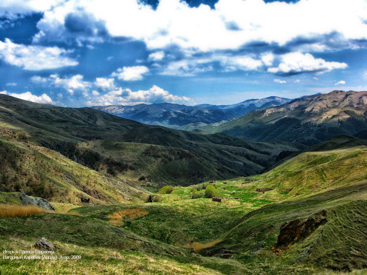 Нагорный Карабах, Арцах, Зуар, кони и лошади
