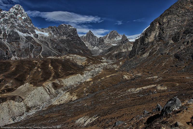 Гималаи. Непал. Кхумбу.