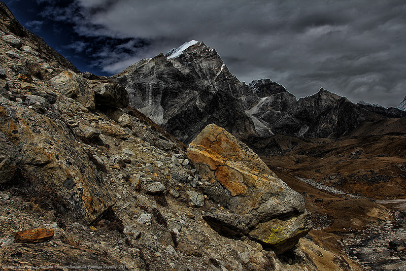 Непал. Гималаи.