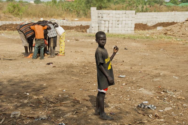 Африка. Судан.