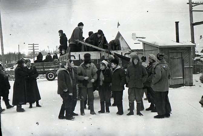 Группа Дятлова