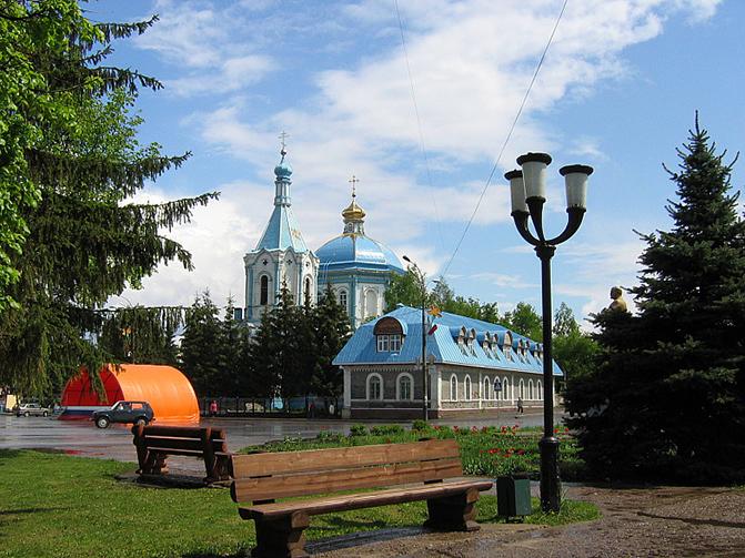 фото города рассказово