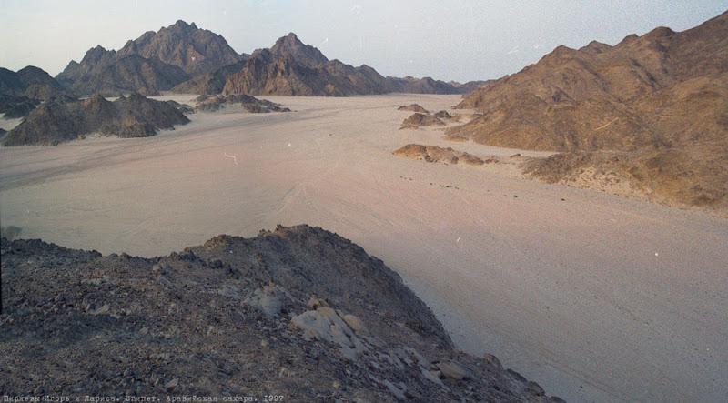 пустыня Египет
