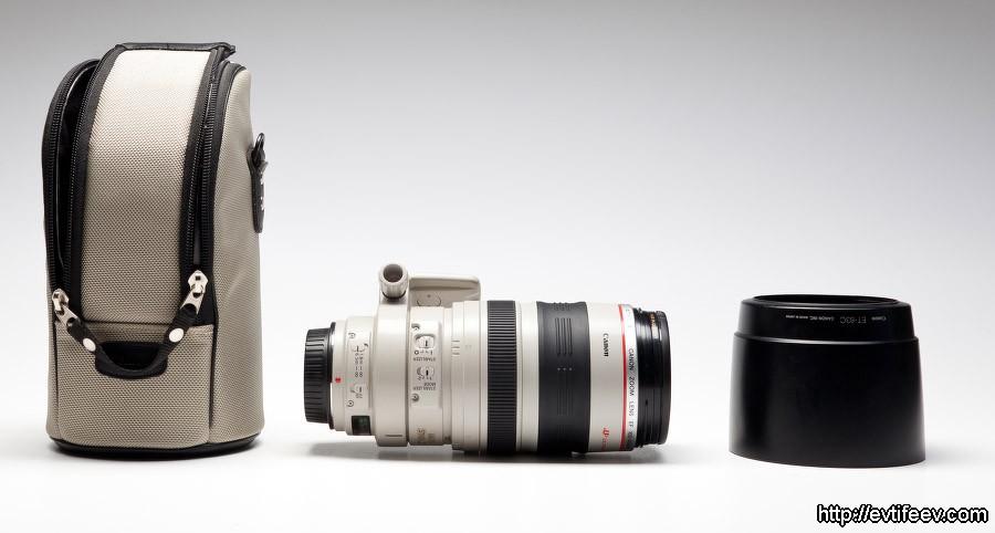 Обзор и тест объектива Canon EF 70-200mm f/2.8L IS II USM