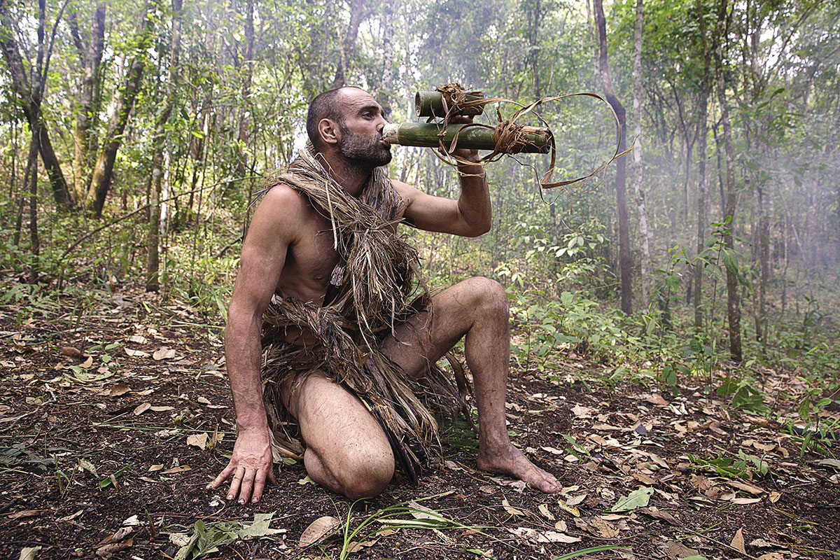 Discovery Channel  «Выживание без купюр» Эд Стаффорд