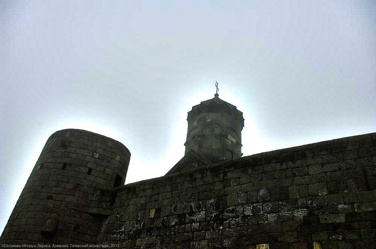 Татевский монастырь, Армения
