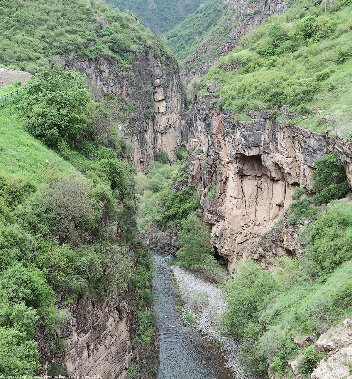 Татевский монастырь в Армении