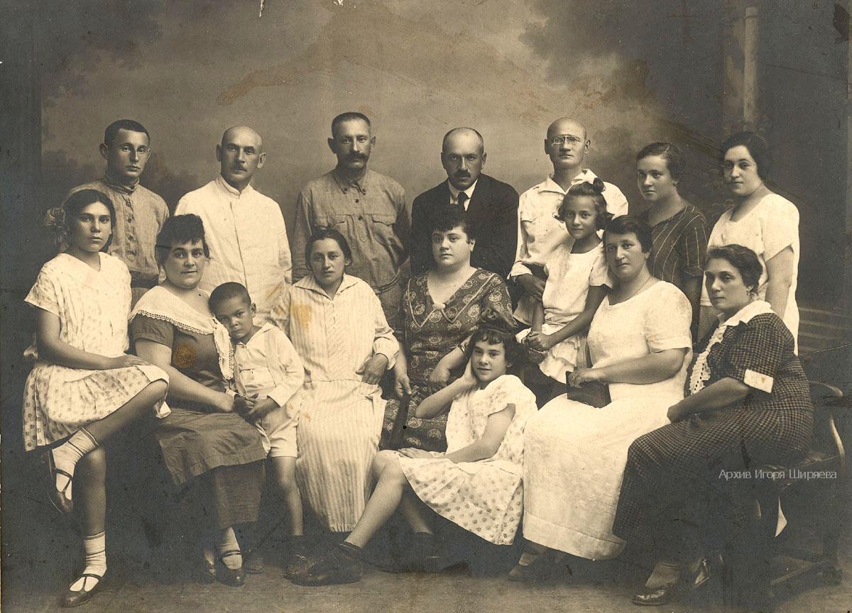 Семья Сан-Питер