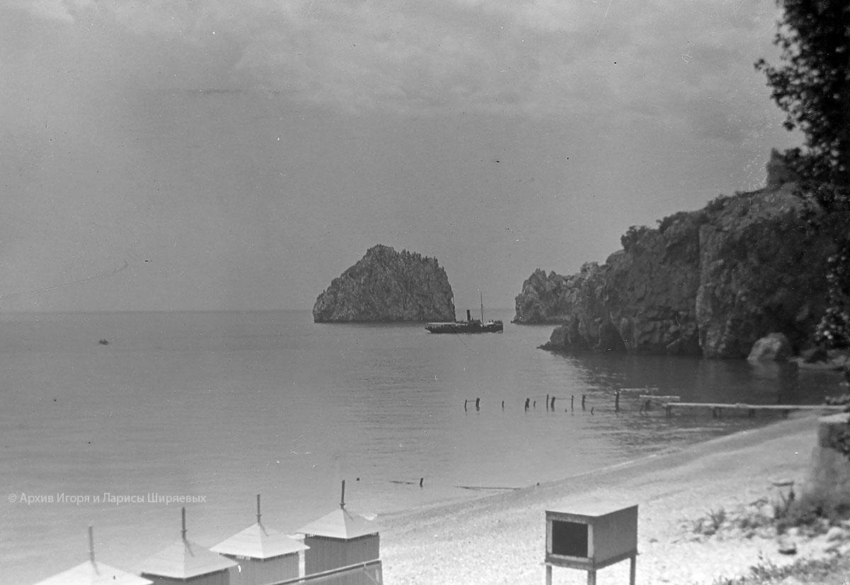 Архивные фотографии Крыма