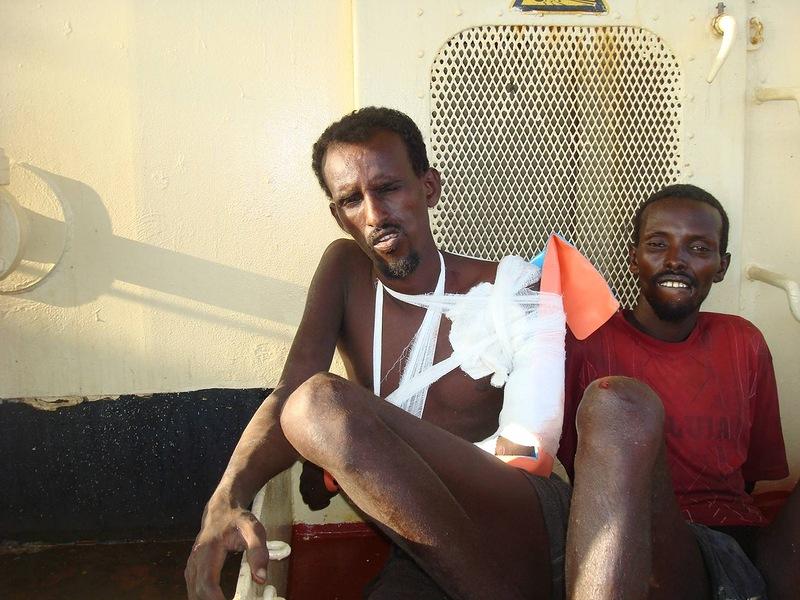 Пираты Сомали