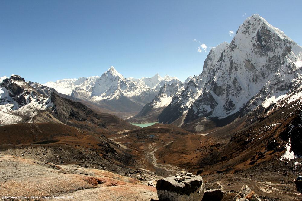 Непал. Гималаи. Дзонгла.