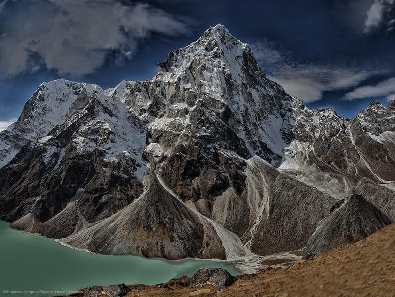 Гималаи. Непал. Чола-Тсо. Кхумбу.