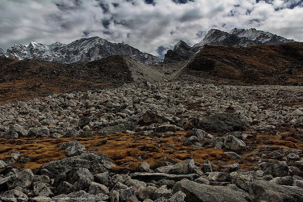 Гималаи. Непал.