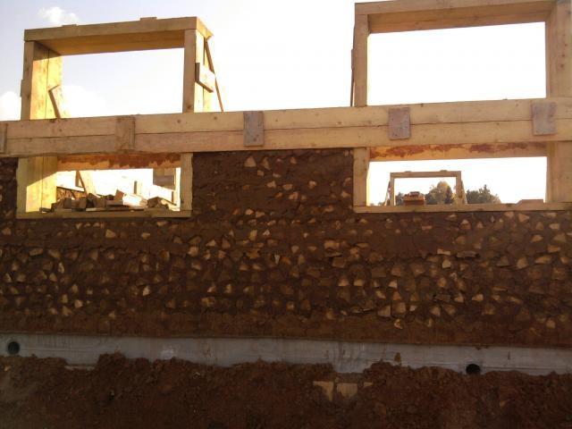 maximus67 Эко строительство: дом из дров