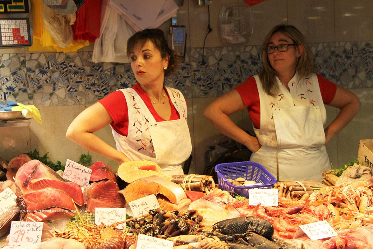 Испания, еда