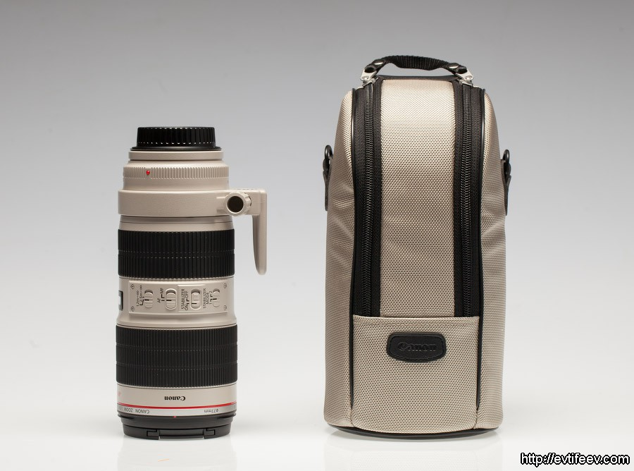 Обзор и тест объектива Canon EF 70-200mm f/2.8L IS II USM