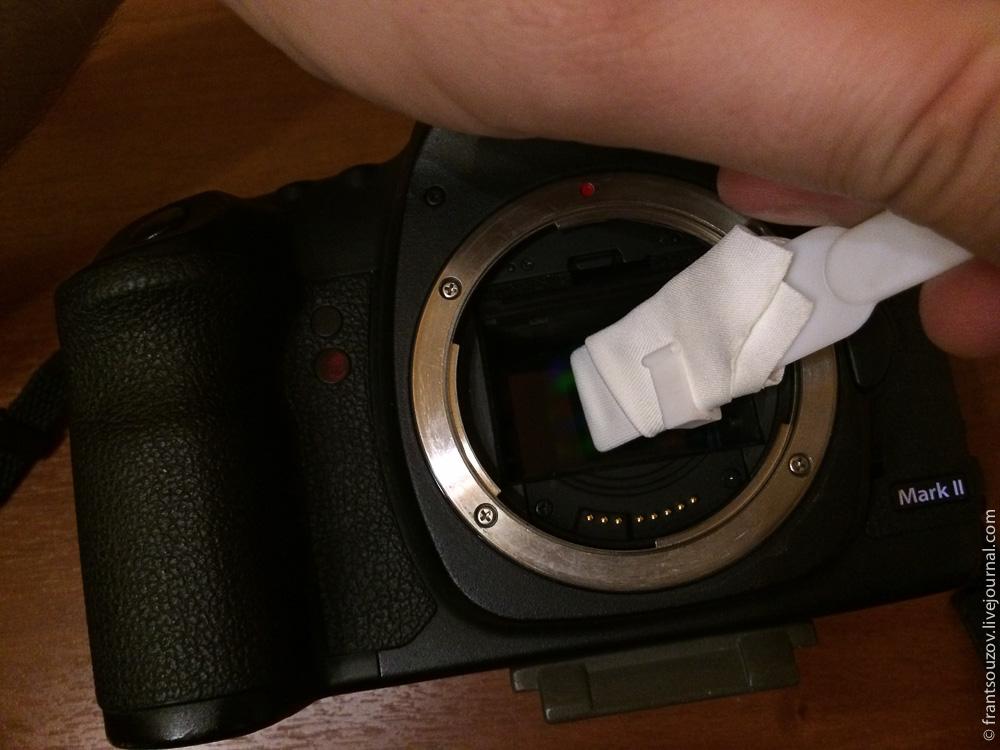 компоненты они чем почистить корпус зеркального фотоаппарата заметили