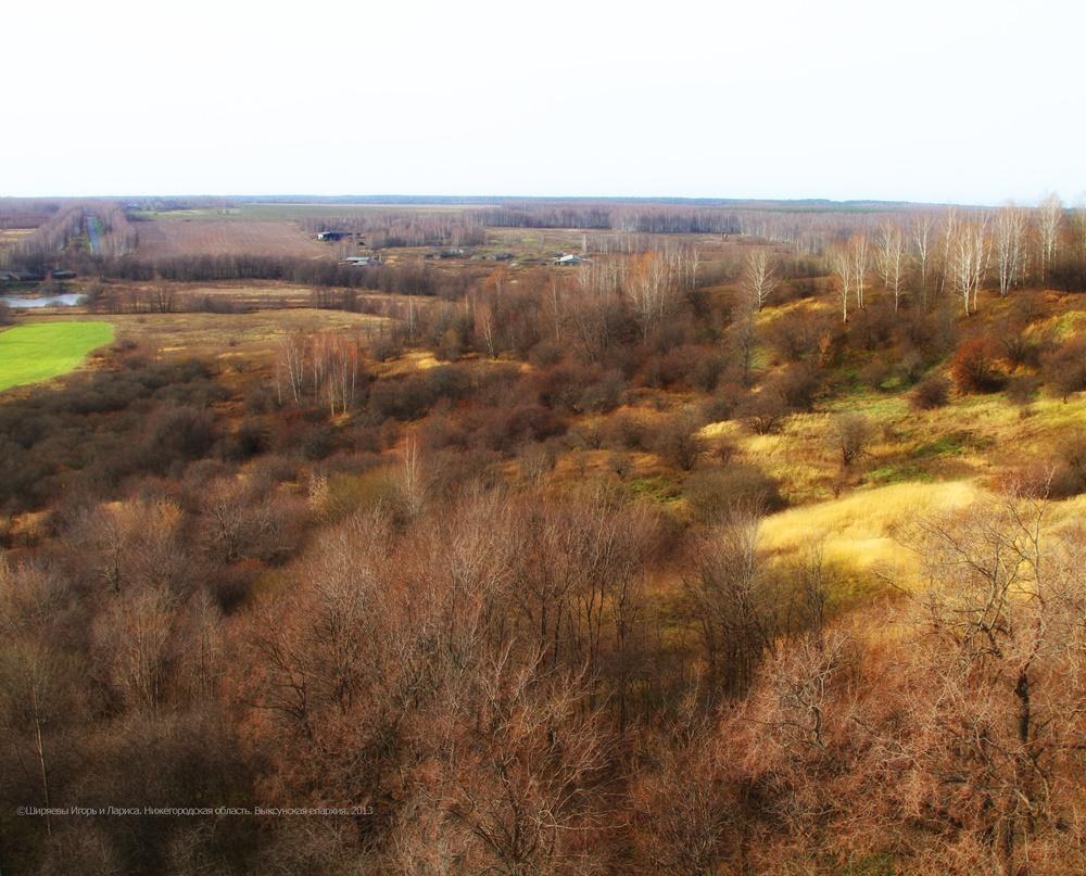 Казанский храм, Новосёлки, Вачский район, Нижегородская область