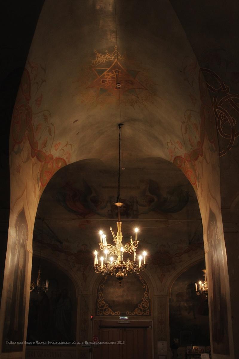 Вознесенский собор, Павлово, Нижегородская область