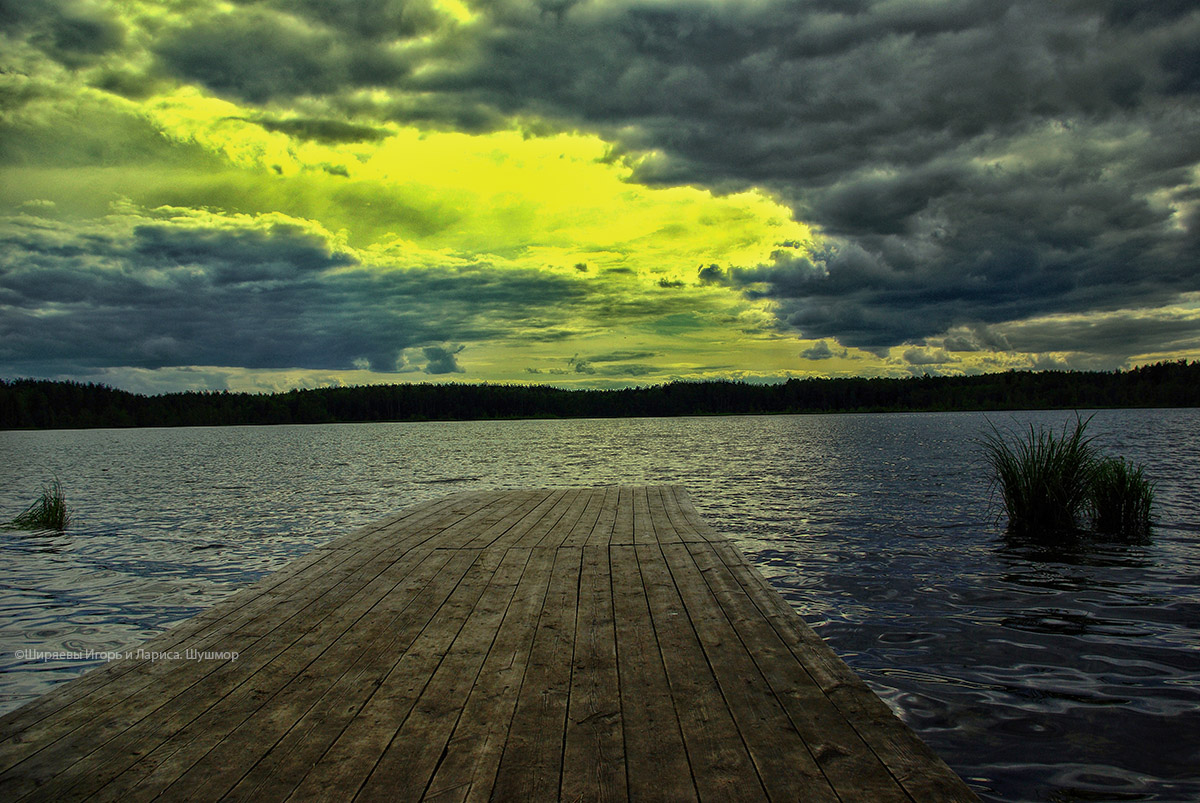 Белое Бордуковское озеро