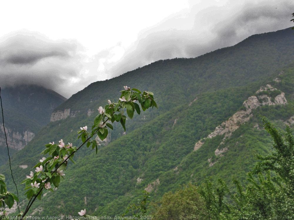 Нагорный Карабах. Арцах.